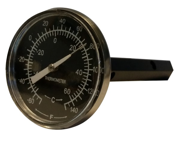 SCOTT TYPE AIR THERMOMETER NON-TSO