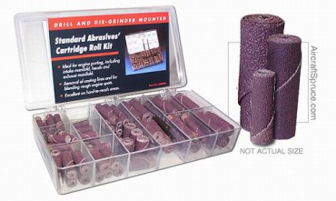 STANDARD ABRASIVES CARTRIDGE RULL KIT