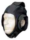 Leather flying helmet LARGE