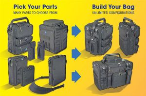 Build your own pilot bag - Brightline FLEX system