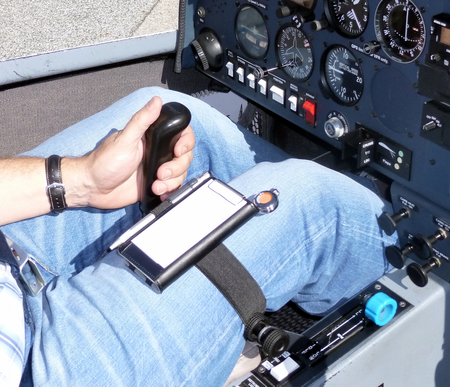 kneeboard i-Pilot small for IPHONE