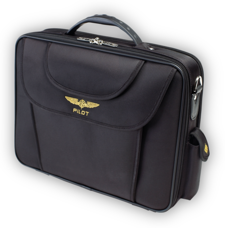 Pilot bag DAILY black