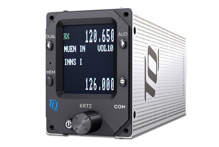Aviation Radio KRT2-P